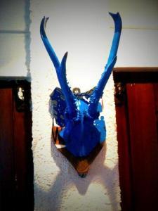 """ArtGeweih """"Bluebock"""""""