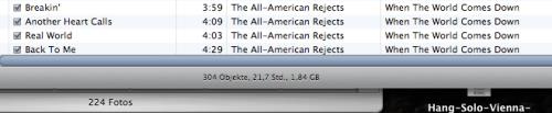 iTunes says...