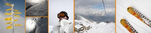 Skitag in Pizol
